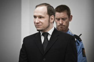 Norvegia: Extremistul de dreapta Anders Breivik cere eliberarea conditionata. Acesta a ucis 77 de persoane in 2011
