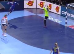 Norvegia a zdrobit Suedia la Campionatul European de handbal feminin