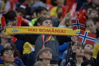 """Norvegienii au rabufnit dupa prezenta copiilor in tribunele Arenei Nationale: """"Totul a fost o parodie"""""""