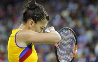 """Nota 4 pentru Simona Halep: Sportiva noastra a ramas din nou """"repetenta"""""""