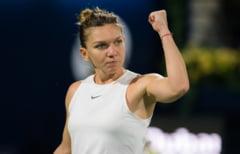 Nota primita de Simona Halep dupa ce a castigat turneul de la Dubai