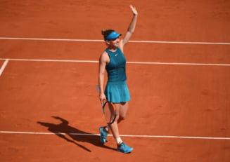 Nota primita de Simona Halep pentru evolutia de la Roland Garros: Wozniacki s-a ales cu un 5 si Svitolina cu un 3