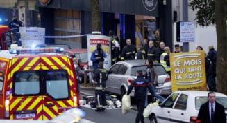 Nou atac armat la Paris: O politista impuscata a murit