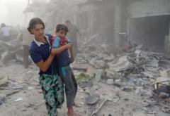 Nou bilant dramatic: Aproape un sfert de milion de victime in conflictul din Siria