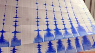 Nou cutremur la Galati, de 3,9 grade pe scara Richter