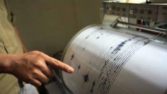 Nou cutremur la Galati