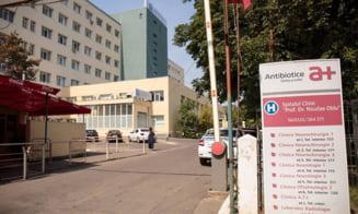 Nou focar de COVID-19 intr-un spital din Romania