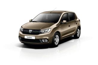 Nou record istoric pentru Dacia. Anul trecut a vandut 120.000 de masini in Franta