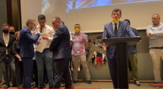 Nou scandal cu îmbrânceli și țipete la alegerile PNL Timișoara. Orban: Condamn public încălcările grosolane ale democraţiei interne VIDEO