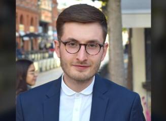 Nou scandal in USR? Partidul invalideaza candidatura lui Vlad Teohari la alegerile parlamentare in urma unui aviz al Comisiei de arbitraj