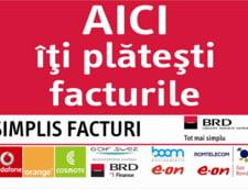Nou serviciu pentru plata facturilor in cadrul magazinelor Carrefour