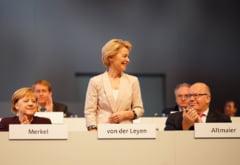 Noua Comisie Europeana a trecut de votul Parlamentului European