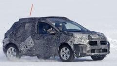 Noua Dacia Sandero Stepway, surprinsa in timpul unor teste (Foto)