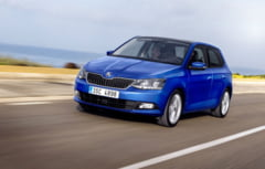 Noua Skoda Fabia, lansata in Romania: Cat costa