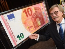 Noua bancnota de 10 euro intra in circulatie. Cum arata si ce elemente de securitate are (Video)