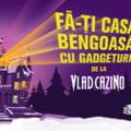 Noua campanie Vlad Cazino aduce o multime de gadgeturi smecherifice, bani si rotiri la sloturi