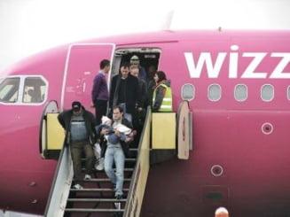 Noua cursa Wizz Air pe ruta Cluj - Paris