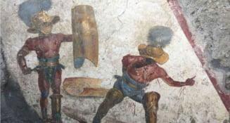 Noua descoperire facuta in Pompeii: A fost gasita intr-un bordel stravechi
