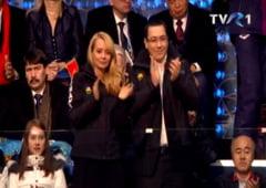 Noua gafa a echipei lui Ponta: Poza care-l infatiseaza langa Ianukovici, stearsa de pe Facebook (Video)