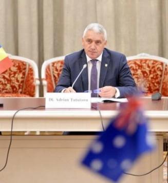 Noua inregistrare cu Tutuianu: Olguta Vasilescu face parte din categoria ministrilor care au senzatia ca, daca s-au asezat pe un scaun, sunt mai destepti