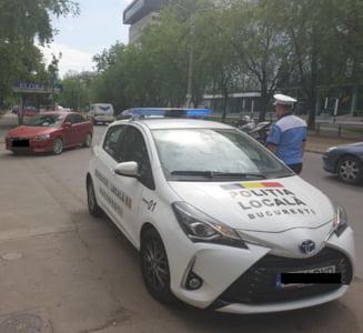 Foto: Facebook/ Politia Locala Bucuresti - www.plmb.ro