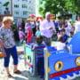 Noua locuri de joaca pentru copii, amenajate in municipiul Suceava