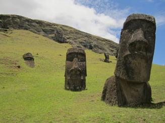 Noua teorie legata de functionalitatea statuilor de pe Insula Pastelui