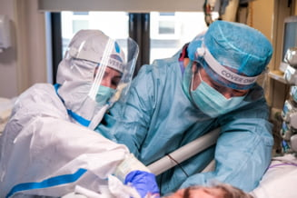 Noua varianta de COVID-19 in Bavaria. Mutatia, gasita la 35 de bolnavi internati la un spital din Garmisch-Partenkirchen