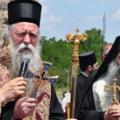 Noul şef al Bisericii Ortodoxe Sârbe în Muntenegru a fost întronizat. A fost adus cu elicopterul la ceremonie