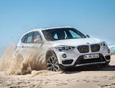 Noul BMW X1 vine cu motoare in trei cilindri