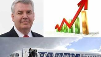 Noul CEO Tarom: Compania va ajunge pe linia de plutire in doi ani