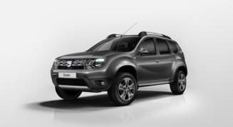 Noul Dacia Duster, la Salonul Auto de la Frankfurt - Vezi imagini de la lansare