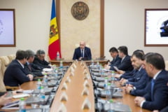 Noul Guvern de la Chisinau va invita o misiune FMI pentru un nou acord