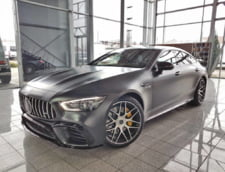 Noul Mercedes-Benz AMG GT 63 S 4-Door Coupe a ajuns in Romania