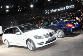 Noul Mercedes-Benz Clasa C ajunge si in Romania