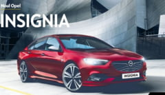 Noul Opel Insignia a ajuns in Romania si poate fi gasit la sediul Radacini Motors Constanta