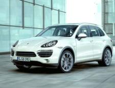 Noul Porsche Cayenne a fost lansat in Romania