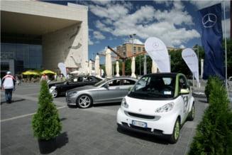Noul Smart electric, lansat pe piata in 2012