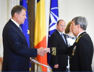 Noul ambasador rus si-a prezentat scrisorile de acreditare. Iohannis: E nevoie de reconstruirea increderii