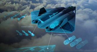 Noul avion secret al Air Force: Misterioasa aeronava a Statelor Unite VIDEO