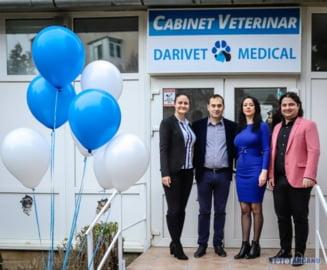 "Noul cabinet veterinar ""DARIVET MEDICAL"" a fost inaugurat astazi! (FOTO)"
