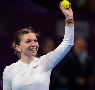 Noul clasament WTA: Simona Halep cade pe locul 3, Bianca Andreescu urca fabulos, iar Sorana Cirstea iese din Top 100