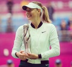 Noul clasament WTA: Simona Halep ramane numarul 1, Sharapova urca spectaculos