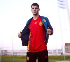 Noul echipament al nationalei Spaniei a provocat un scandal chiar in ziua lansarii