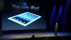 Noul iPad, fara nume, lansat la San Francisco (Video)
