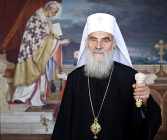 Noul lider al Bisericii Ortodoxe Sarbe, care a condus funerariile patriarhului Irineu, diagnosticat cu COVID-19