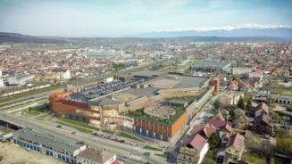 Noul mall din Sibiu schimba traficul in zona - Cum se face accesul catre Promenada