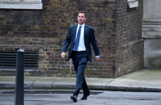 Noul ministru de Externe al UK a facut campanie impotriva Brexit