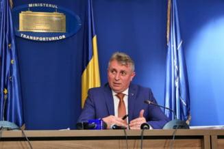 Noul ministru de la Transporturi spune ca deschide anul acesta lotul 3 al Autostrazii Lugoj-Deva, insa cu restrictii
