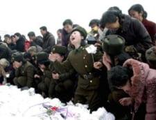 Noul motto tortionar in Coreea de Nord: Vai de cel care n-a plans, amar de cei care-au fost veseli!